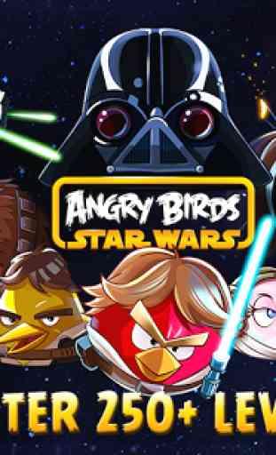 Angry Birds Star Wars HD 1