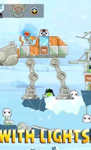 Angry Birds Star Wars HD 2
