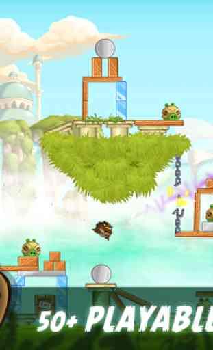 Angry Birds Star Wars II Free 3
