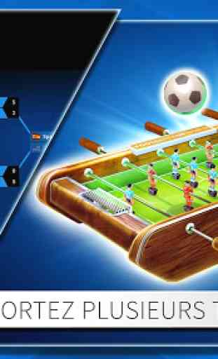 Baby-foot Coupe Mondiale 3