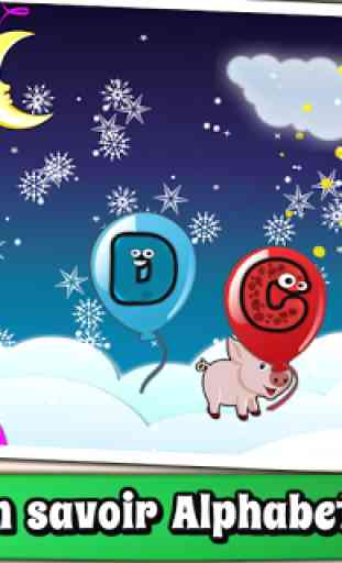 Balloon Pop Kids Games 2