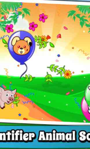 Balloon Pop Kids Games 4