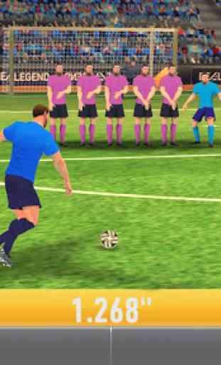 Be a Legend: Futbol 4