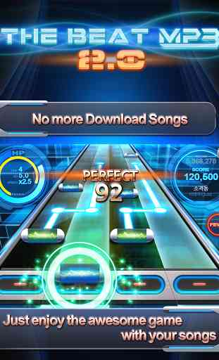BEAT MP3 2.0 - Rhythm Game 1