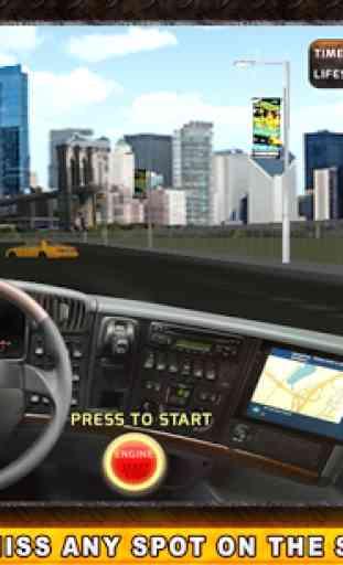 Camion poubelle réel Simulator 1