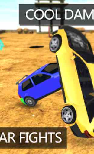 Car Crash & Demolition Arena 1