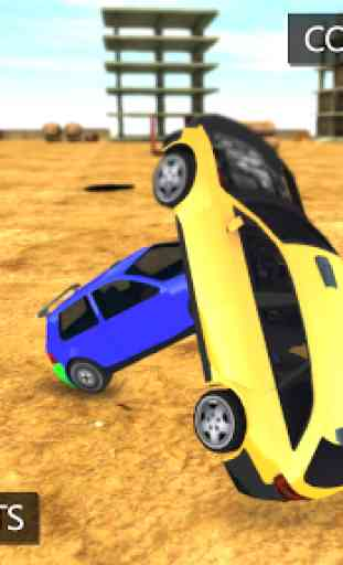Car Crash & Demolition Arena 4