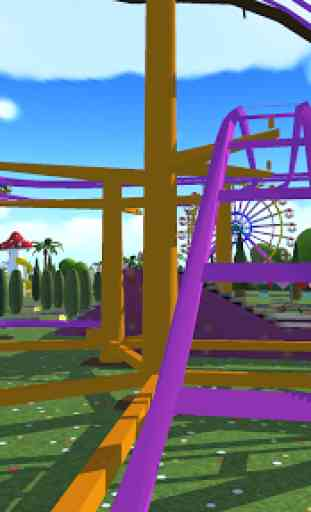 Cat Theme & Amusement Park Fun 2