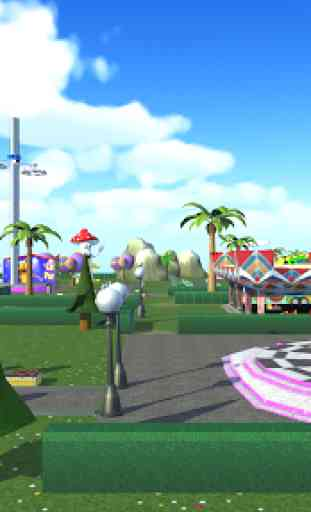 Cat Theme & Amusement Park Fun 3