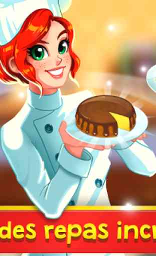 Chef Rescue -  Jeu de Cuisine 2