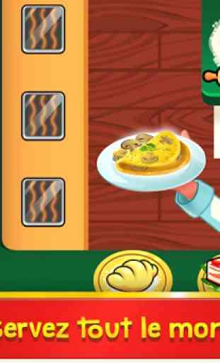 Chef Rescue -  Jeu de Cuisine 3