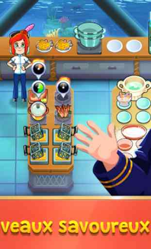 Chef Rescue -  Jeu de Cuisine 4