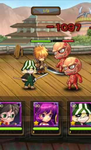 Clash of Warriors -NinjaPirate 3