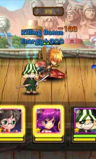 Clash of Warriors -NinjaPirate 4