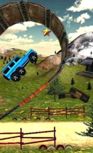 Course folle de véhicule 1