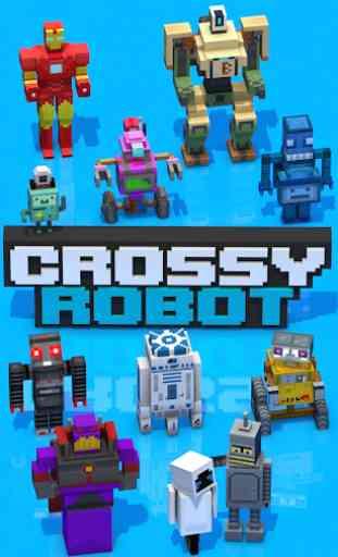 Crossy Robot: L' âge du Futur 1