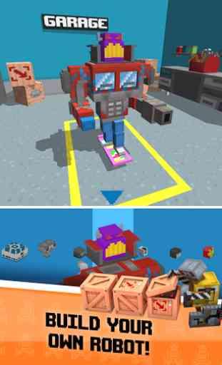 Crossy Robot: L' âge du Futur 4