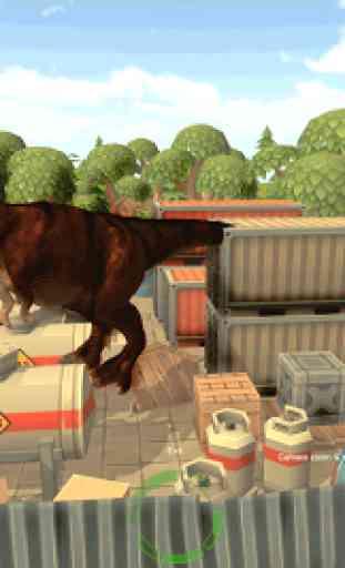 Dinosaur Simulator 3D 2