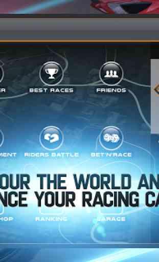 Drag Racing: Bike Edition 3