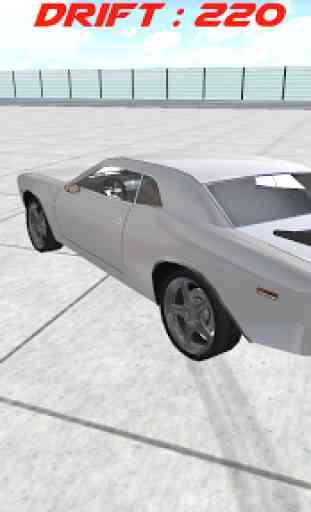 Drift 3D Modified American Car 3