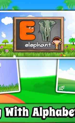 Enfants Jeux d'apprentissage 4