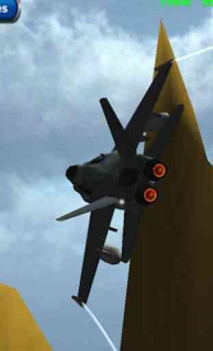 F 18 3D Fighter jet simulateur 2