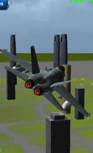 F 18 3D Fighter jet simulateur 3