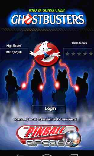 Ghostbusters™ Pinball 1