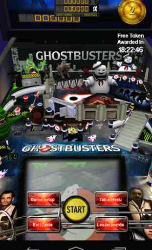 Ghostbusters™ Pinball 3