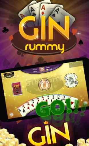Gin Rami - Hors ligne 1