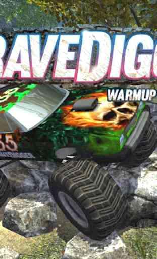 GraveDigger 4x4 Hill Climb 3D 1