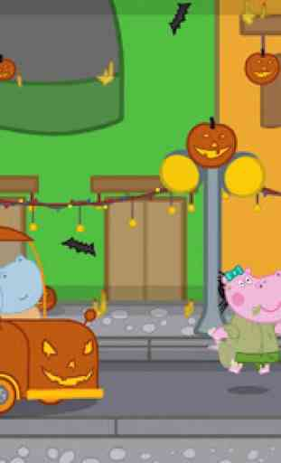 Halloween Bonbon chasseur 1