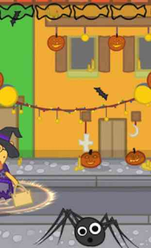 Halloween Bonbon chasseur 2