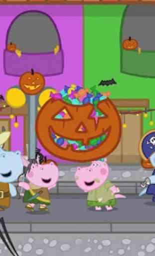 Halloween Bonbon chasseur 3