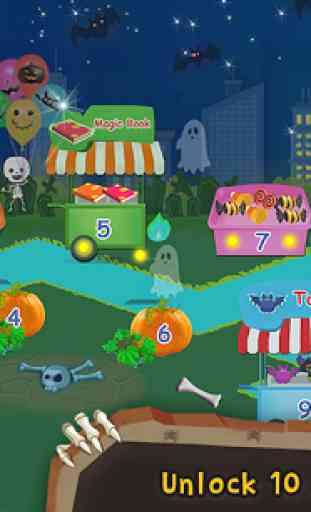 Halloween Espèces registre Sim 3