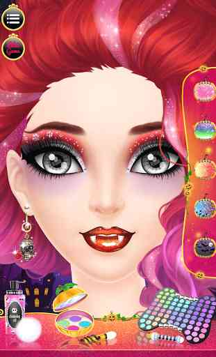 Halloween Makeup Me 2