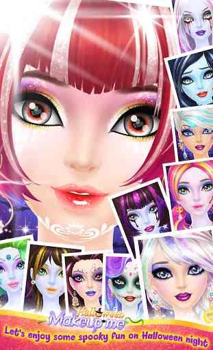 Halloween Makeup Me 4