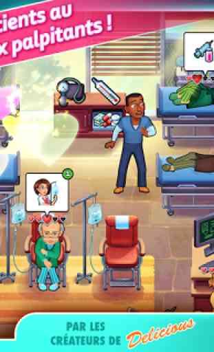 Heart's Medicine jeu d'hôpital 1