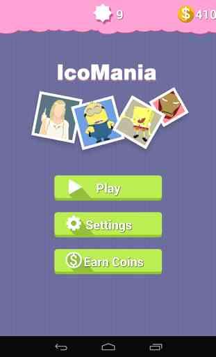 IcoMania - Devinez The Icon 4