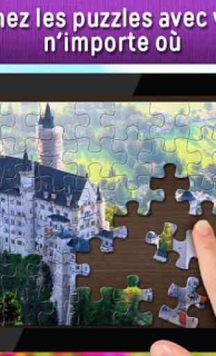 Jigsaw Puzzle Monde 4