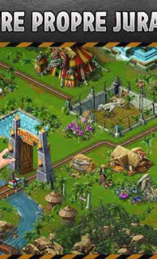 Jurassic Park™ Builder 3