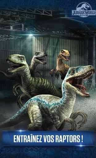 Jurassic World™: le jeu 2