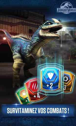 Jurassic World™: le jeu 3
