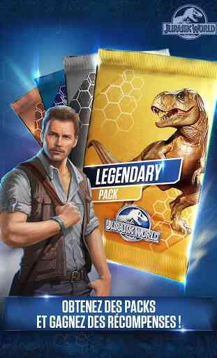 Jurassic World™: le jeu 4