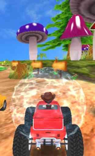 Kart de course 3D 2