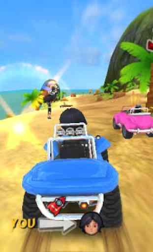 Kart de course 3D 4