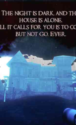 Le pari du jeu VR Horror House 3