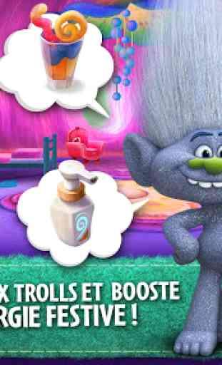 Les Trolls: Crazy Party Forest 2