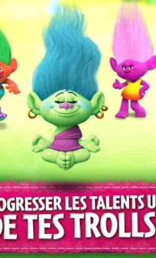 Les Trolls: Crazy Party Forest 3