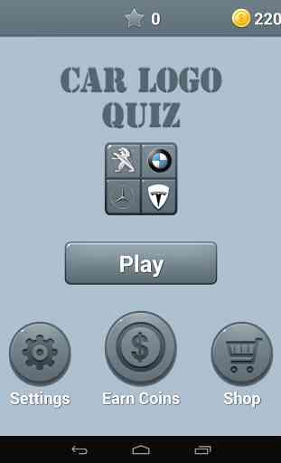 Logo de voitures Quiz 2